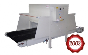 Goose down cushion beating machine